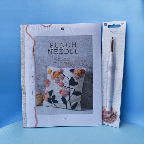 Punch Needle Pattern Book
