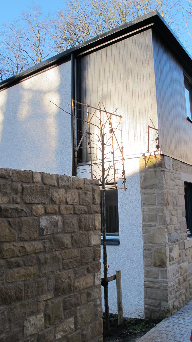 Belhaven Terrace West Lane