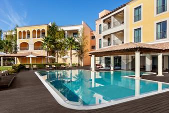 Fotografia de Hotelaria - Hotel com piscina (Algarve)