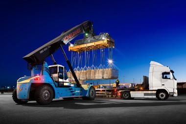 Industrial - transportes - mercadoria