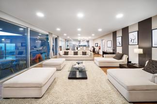 Fotografia de Interiores - Sala de alojamento local