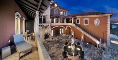 Arquitetcura - hotel no Douro