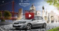 Imagem com ligação para o video da publicidade criada por André Boto para a Peugeot City