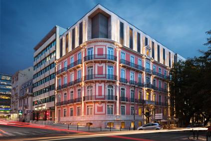 Fotografia de Arquitectura - Hotel em Lisboa