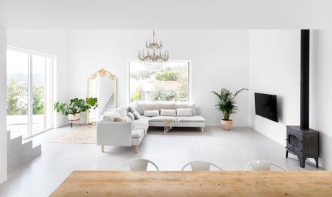 Fotografia de Interiores - Moradia - Sala