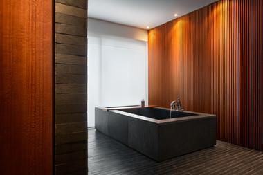 Fotografia de Interiores - Casa de banho em hotel no Alentejo