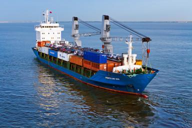 Industrial - transporte marítimo