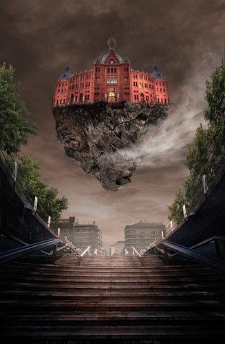 Fotografia conceptual - Surrealismo Lisboa