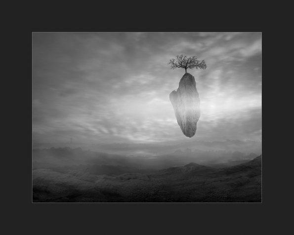 Fotomontagem/Arte Digital - Surrealismo
