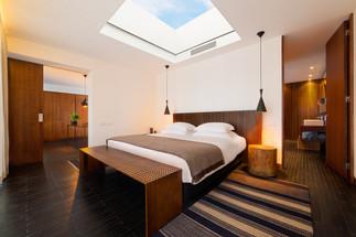 Fotografia de Interiores - Quarto de hotel no Alentejo