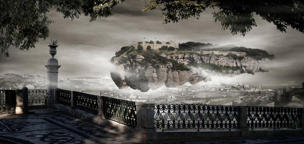 06Fotomontagem/Arte Digital - Surrealismo Lisboa