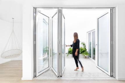 Fotografia de Interiores - Habitação - Pátio