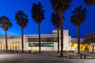 Fotografia de Arquitectura - Biblioteca em Silves
