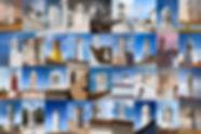 Imagem representativa do tema a abordar relativo à chaminés do Algarve