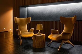 Fotografia de Interiores - Hotel lobby no Alentejo