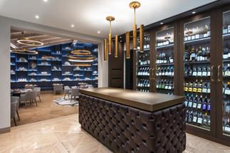 Fotografia de Interiores - Restaurante - Garrafeira Ocean