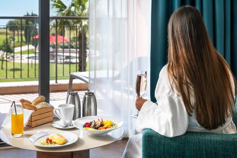Fotografia de Hotelaria - Serviço de hotel no Algarve