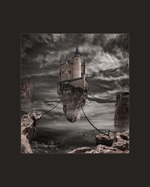 Fotomontagem/Arte Digital - Surrealismo - European Professional Photographer of the Year 2010 award winning image