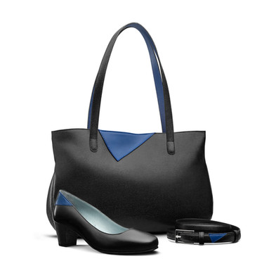 Fotografia de Produto - Acessórios - Conjunto de sapato, mala e cinto