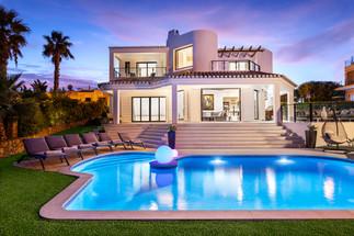 Fotografia de Arquitectura - Moradia em Benagil (Algarve)