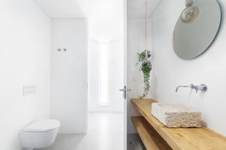 Fotografia de Interiores - Moradia - WC