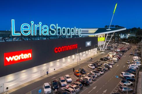 Fotografia Aérea (drone) - Leiria Shopping