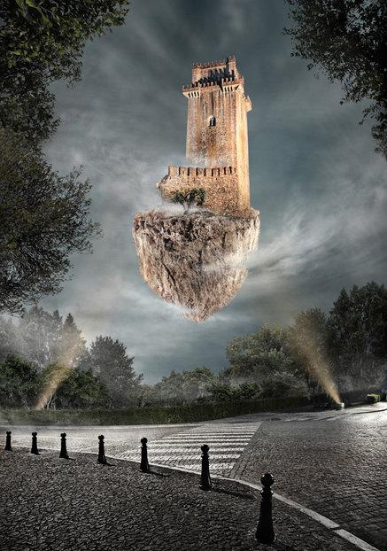 Fotomontagem/Arte Digital - Surrealismo Beja
