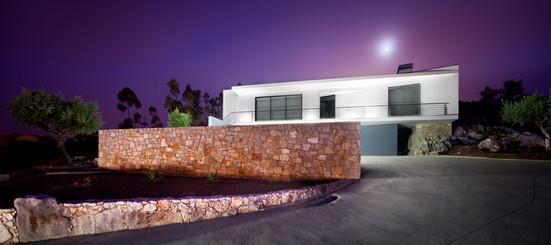 Fotografia de Arquitectura - Moradia na zona centro