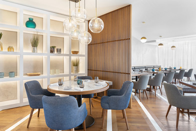 Fotografia de Interiores - Restaurante no Algarve