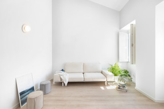 Fotografia de Interiores - Habitação - Sala
