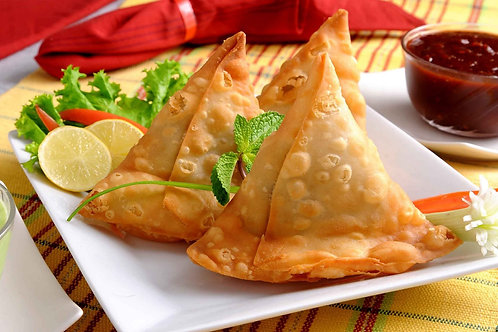 Vegetable Samosa - 2 per portion