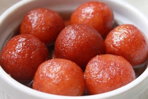 Gulab Jamun - 2 per portion