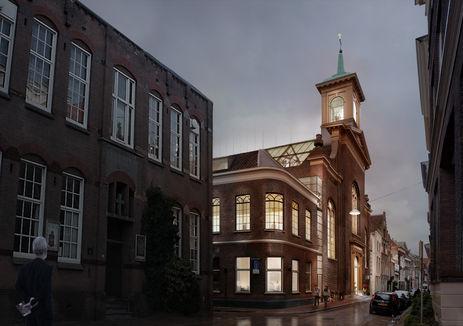BONIFATIUSKERK Dordrecht
