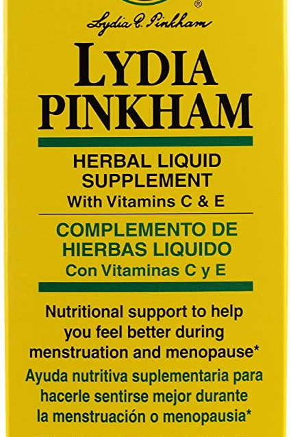 LYDIA PINKHAM HERBAL LIQ  8OZ