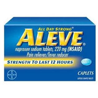 *ALEVE CAPLET 100