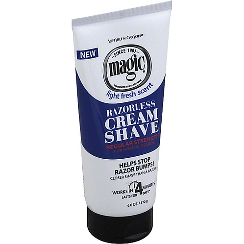 MAGIC SHAVE REG 6OZ