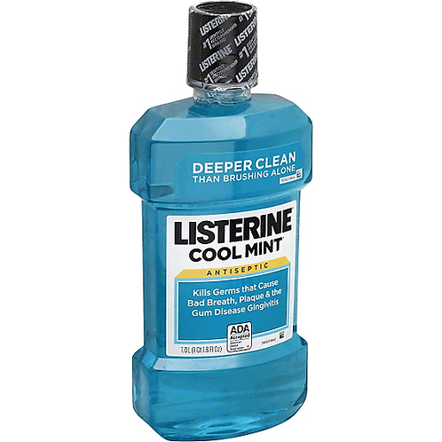 COOL MINT LISTERINE 1 L
