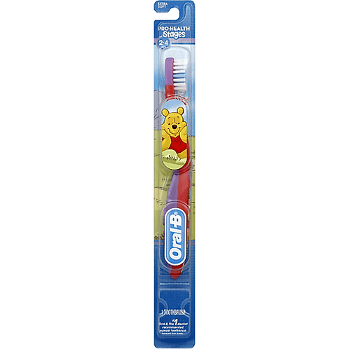 ORAL-B TOOTHBRUSH STAGE 2