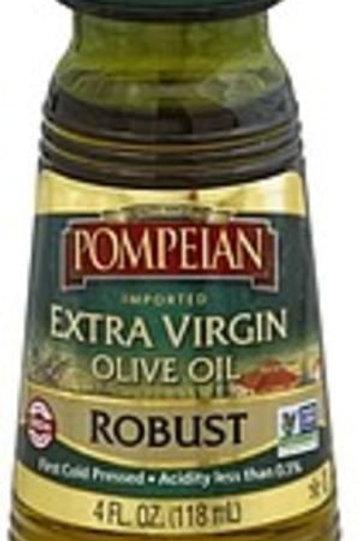 POMPEIAN OLIVE OIL 4 FL OZ