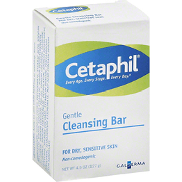 CETAPHIL GENTL CLEAN BAR 4.5OZ