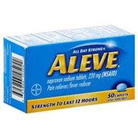 *ALEVE CAPLET  50
