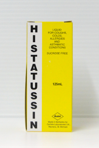 *HISTATUSSIN S/F CGH/CLD & ALL