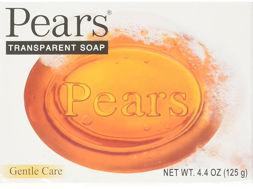 PEAR TRANSPA SOAP 4.4 OZ
