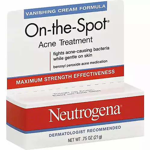NEUTROGENA ON/SPOT .75OZ VAN