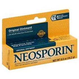 *NEOSPORIN OINT .5OZ REG/STR