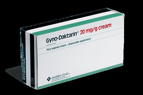 *GYNO-DAKTARIN VAGINAL CR 78G