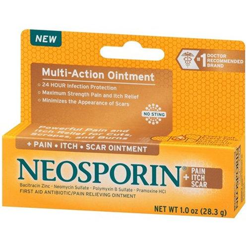 NEOSPORIN PLUS OINT 1/2OZ MAX