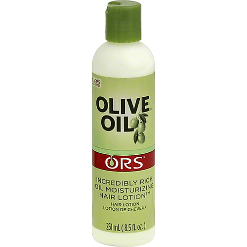 OLIVE OIL HAIR LOTION8.5OZ