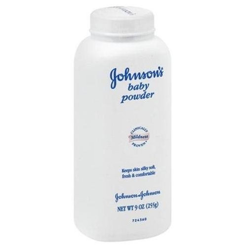 J&J BABY POWDER 9OZ