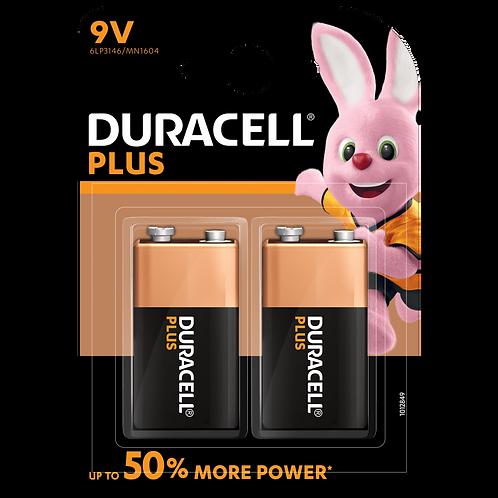 DURACELL 9V 1PK  CD   MN1604B